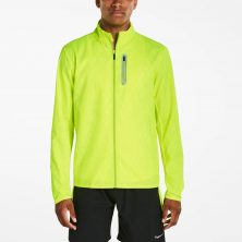 SPEED OF LITE JACKET FACETS PRINT - Saucony